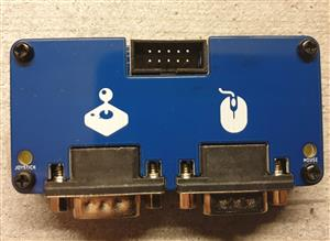 Amiga Mouse Switch (Faceplate A1)