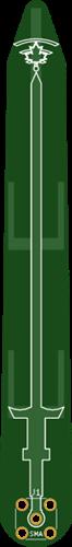 Maple antenna