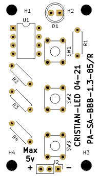 SCHEDA A85TIMER3