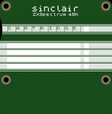 ZX Cartridge 2.021 (Faceplate FA1)