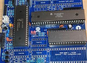 68k-MBC: a 3 ICs 68008 homebrew computer