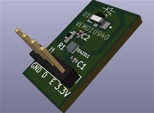 TS4231 breakout board