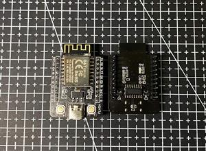 Development board ESP8266 ESP-12S