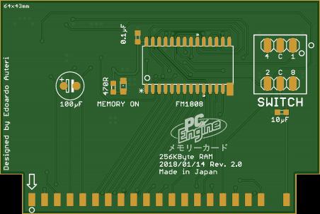 NEC PC-ENGINE Audio Video Booster & Data Saving Memory Ten No Koe (Part 2)