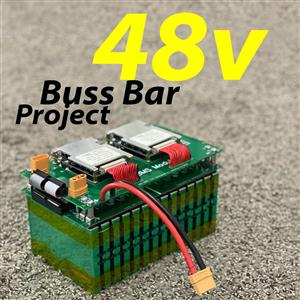 Cmax 48v Battery Module PCB project - BMS board