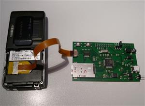 Osmocom SIMtrace (v1.2_production)