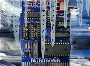 ISEPIC - Freezer Cartridge for Commodore C64