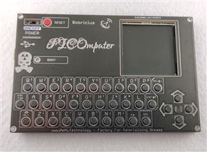 #PICOmputer - World first Raspberry RP2040 PICO - QWERTY & IPS devkit