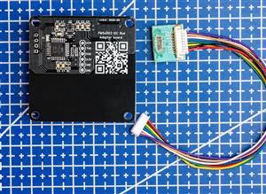 PMSx003 I2C Bus adapter board