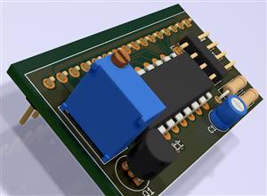 I2C LCD Driver