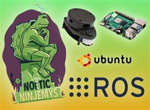 LiDAR integration with ROS Noetic and Ubuntu on Raspberry Pi