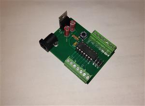 ATtiny44/84 Breakout Board for use with Arduino projects