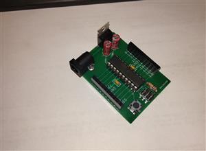 ATtiny461/861 Breakout Board for use with Arduino projects