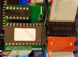 ASCIITRAN Apple II Keyboard Translator
