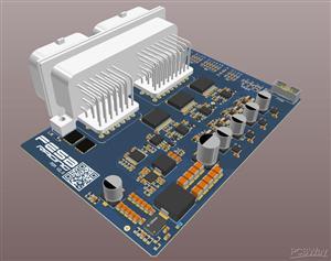 Racing car Power Distribution Module