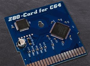 Z80-Card for Commodore C64