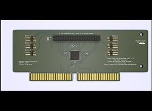 Amiga 2000 CPLD RGBtoHDMI v1.2
