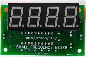SMALL FREQUENCY METER