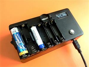 Joule Thief Power Bank