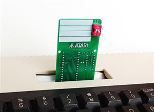 ATARI 800XL MULTI GAME CARTRIDGE (4 x16KB)