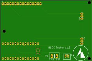 BLDC & Servo Motor Tester
