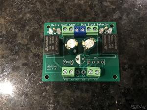 Simple Block Detector
