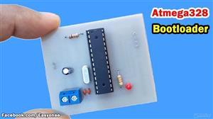 how to burn bootloader on atmega328 using arduino uno | Tutorial