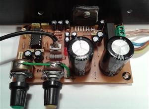 SUBWOOFER AMPLIFIER TDA7294  | Усилитель для сабвуфера