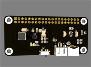 Raspberry Pi 0/W LiPo Power HAT