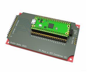 Pico Matrix Touch Keypad