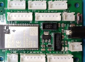 ESP32 CPU board for ESP-PROG. Ver2.0