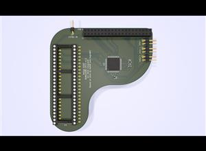 Amiga 1000 CPLD RGBtoHDMI v1.2