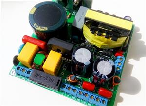 LLC Resonant switching power supply | LLC Резонансный ИИП  - 250W