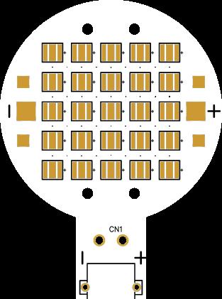55W LED Board