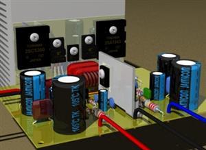 Amplifier Lanzar Mini | Ланзар мини