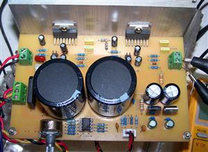 Amplifier TDA7294 | Усилитель на TDA7294