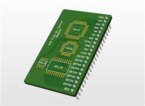 Adapter for AVR Fuse Bit Doctor
