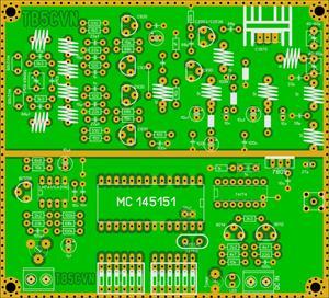 MC145151 FM PLL 1 WATT