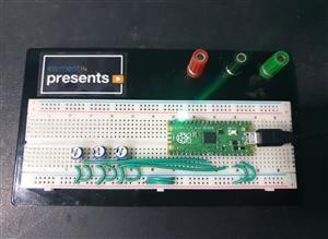 Raspberry Pi Pico - RGB LED Color Picker