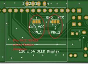 uSDX TriBand #8 LCD board - REPLACE OF #3 for  OLED display