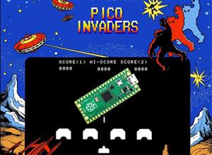Pico Invaders - The Pico-Based Space Invaders Clone