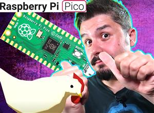 Game Hacking With Raspberry Pi Pico