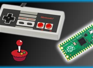 Nintendo Controller to USB Adapter