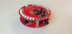 Sigma-Delta DAC & VU-Meter (PCB2: VU-Meter)