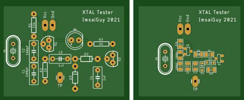XTAL Crystal Tester
