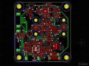 Miniature Hackable 2D LIDAR Sensor Featuring RP2040