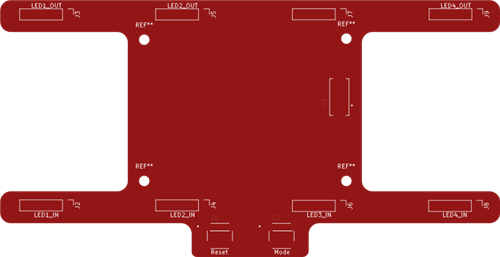LED matrix display with the Arduino Pro Mini