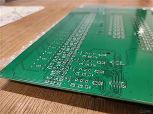 8bit data / 16bit adress mother board for developpement