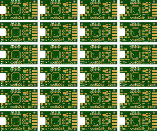 CANtact panalized boards