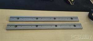 Rail surface plates